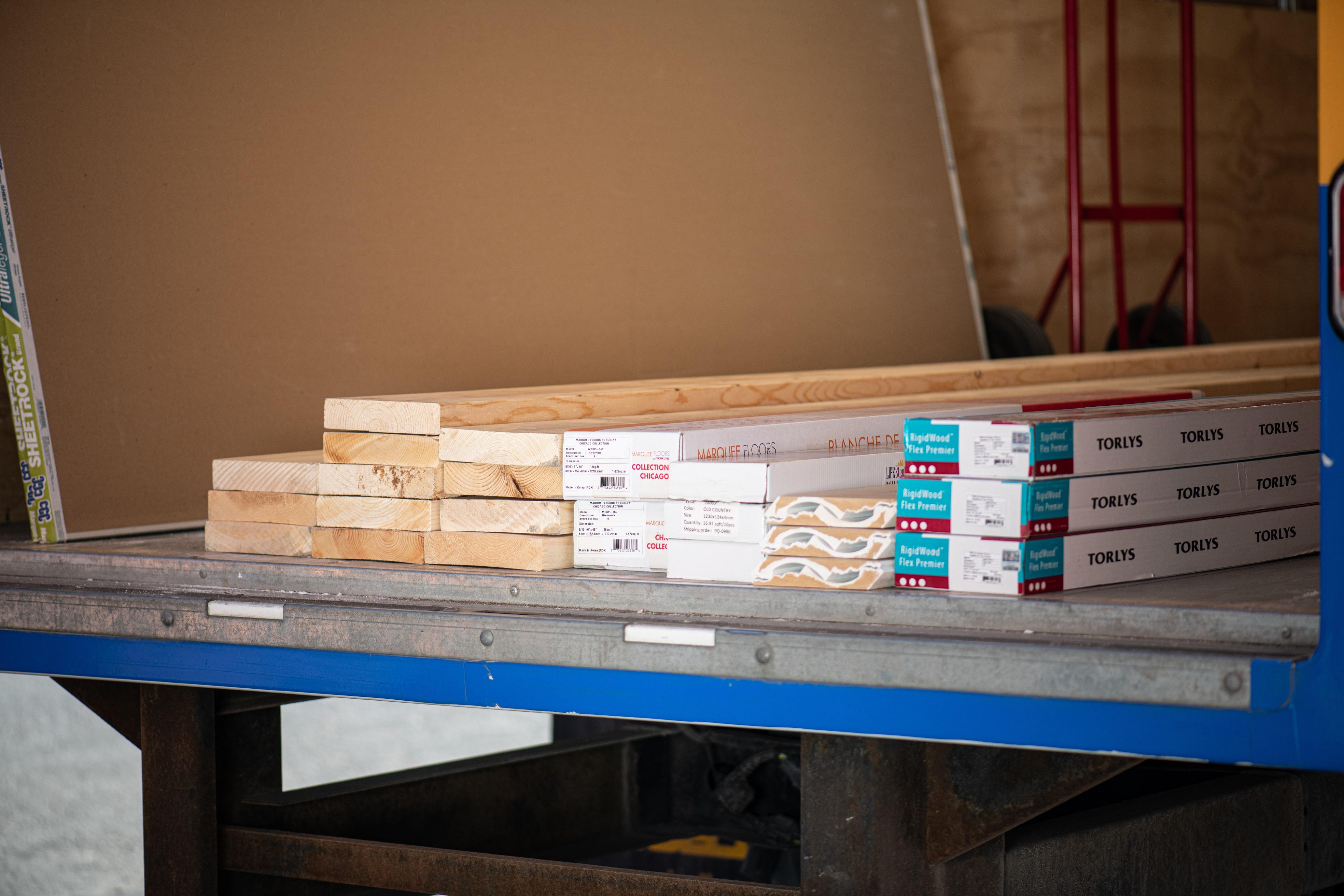 building supplies Biiibo